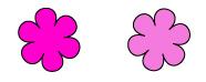 パーソナルカラー クール(ブルーベース) ピンク