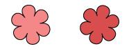 パーソナルカラー ウォーム(イエローベース) ピンク