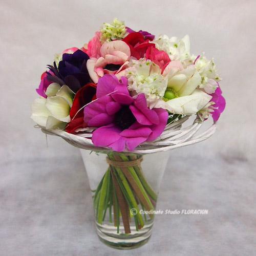 花束 フレッシュフラワー
