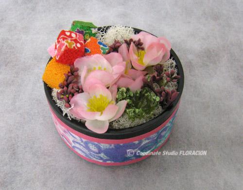 造花 フラワーアレンジメント 敬老の日