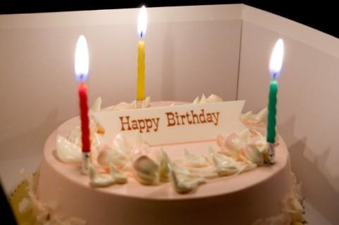 バースデーギフト 誕生日