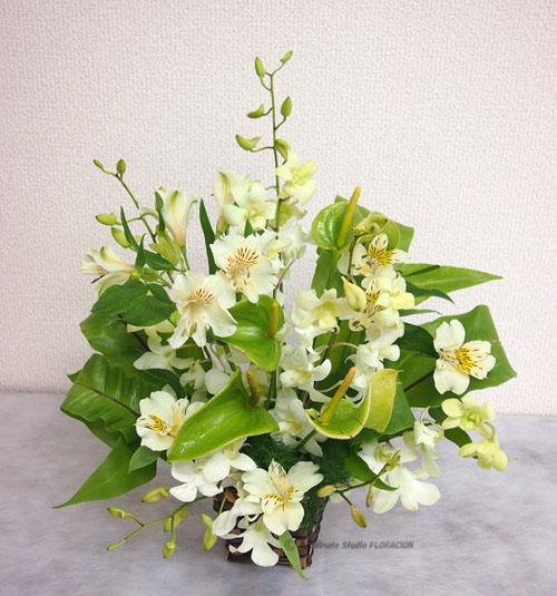 フレッシュフラワー 生花 アレンジメント
