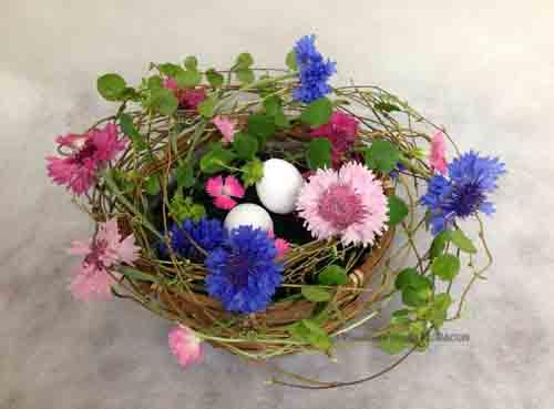 フレッシュフラワー 生花 アレンジメント イースター