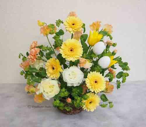 フレッシュフラワー 生花 イースター