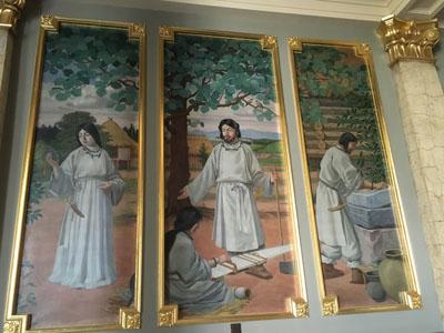 大阪市中央公会堂 特別室