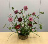 フラワーアレンジメント 生花 ヨーロピアンスタイル