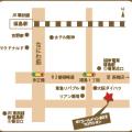 コーディネートスタジオ フロラシオン 地図